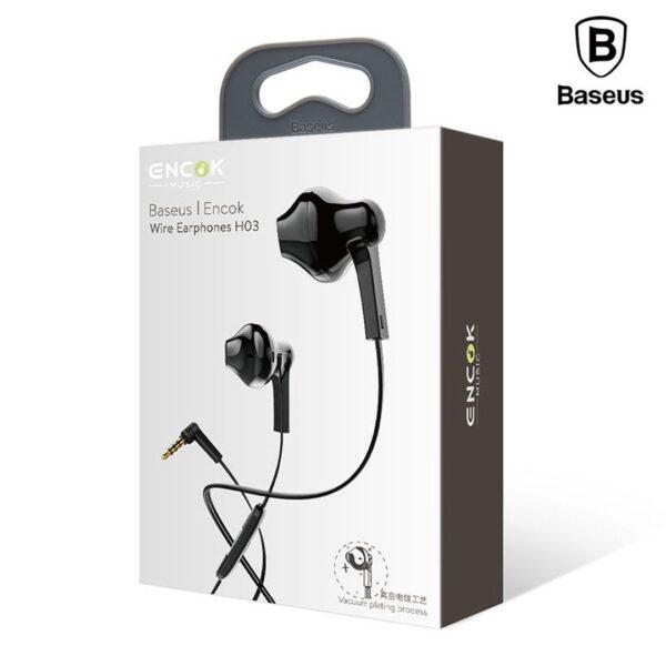Kufje Universale Baseus me Fishe Audio Encok H03