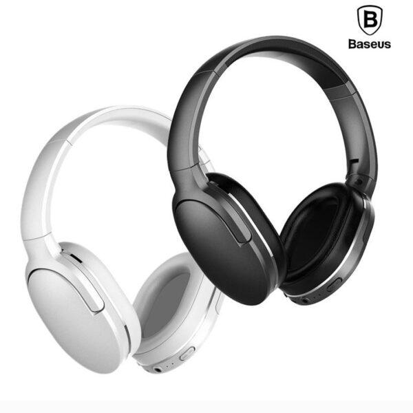 Kufje Baseus me Bluetooth   Encok D02   Tingull HiFi