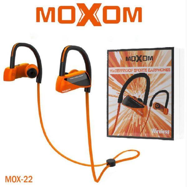 Kufje Sportive me Bluetooth Moxom | Mox 22