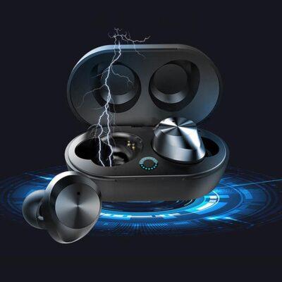 Kufje me Bluetooth kunder ujit PiBlue | Black