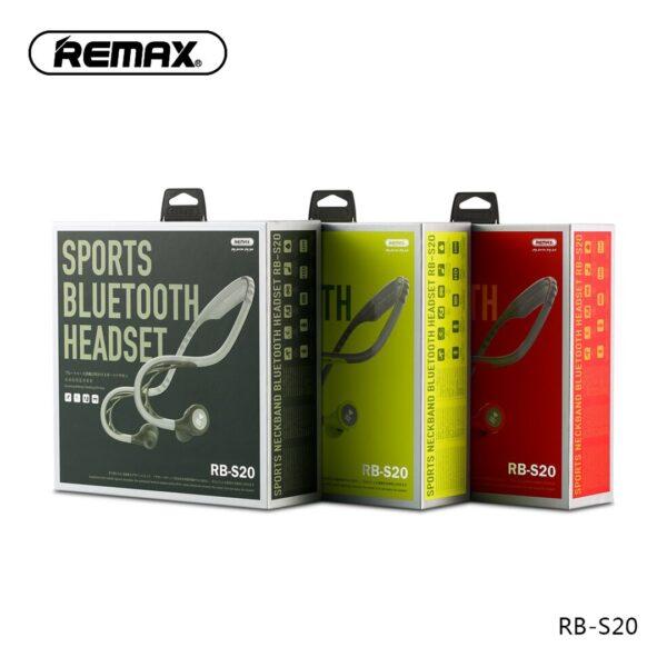 Kufje Sportive Remax me Bluetooth | Rezistente ndaj ujit