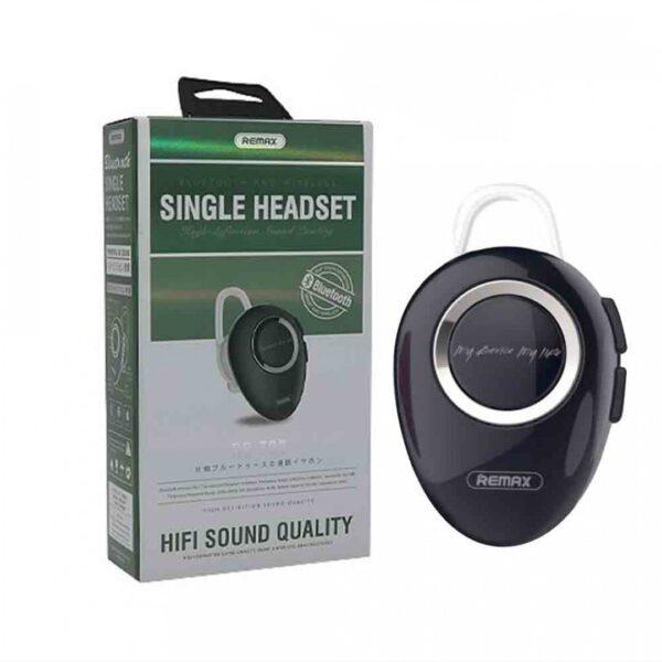 Kufje Teke Remax me Bluetooth   Single Headset