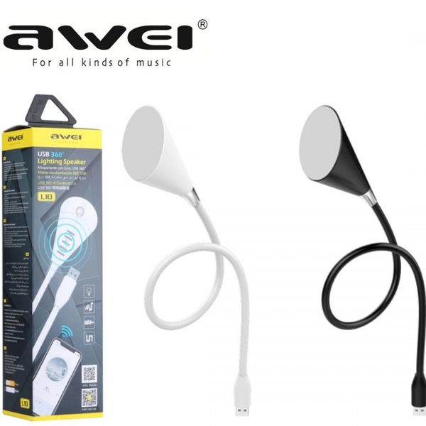 Llampe me boks Bluetooth 360 grade Awei