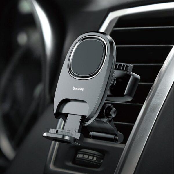 Mbajtese Baseus per celularin ne makine | Magnetic Phone Holder