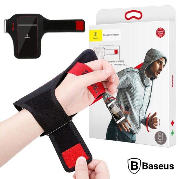 Mbajtese sportive telefoni krahu | Baseus Wrist Band