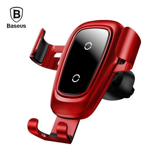 Mbajtese telefoni me karikues Baseus | Car Phone charger