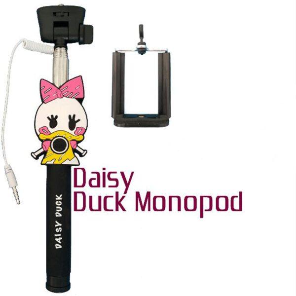 Mbajtese telefoni Daisy Duck | Selfie Stick