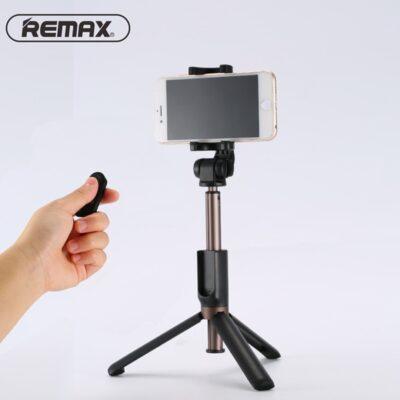 Tripod Remax | Selfie Stick per Selfie te mrekullueshme