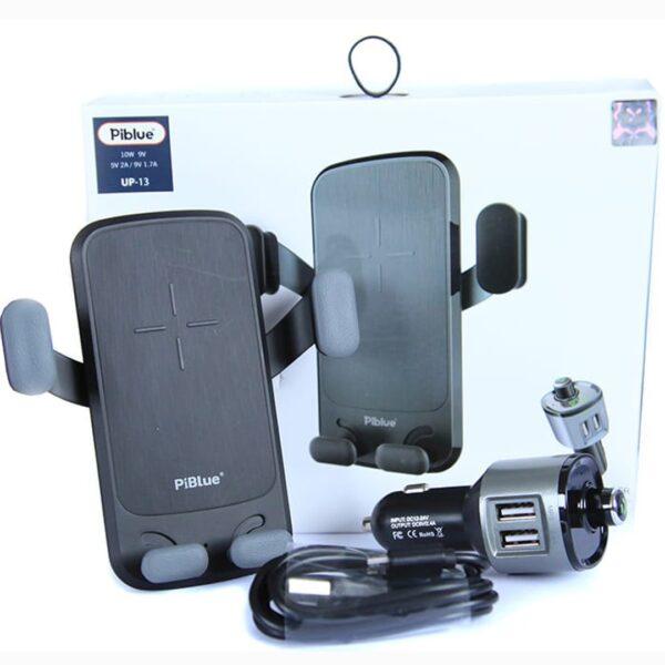Karikues Wireless dhe mbajtese telefoni per makine | PiBlue