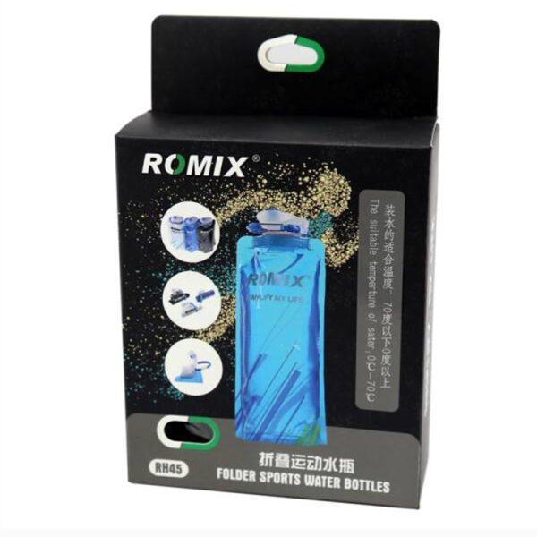 Shishe Plastike Romix e palosshme | 0.7 Litra