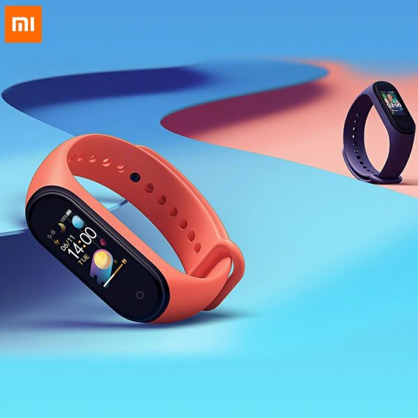 Mi Band 4 - Smart Watch Xiaomi - Sportive