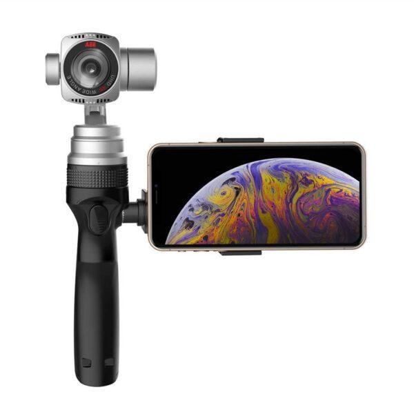 Stabilizues Video Me kamera te integruar | Rezolucion 4K Gimbal