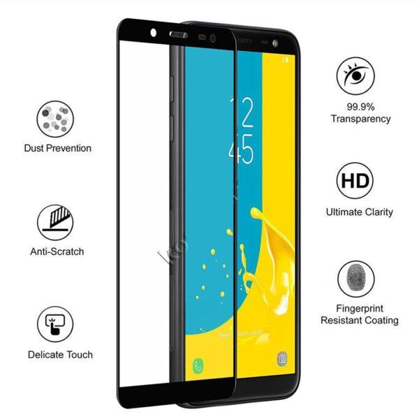 Xham mbrojtes i temperuar per Samsung Seria J | 6D Erturo