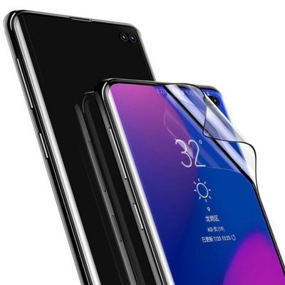 Xham mbrojtes i plote ekrani Baseus per telefona Samsung