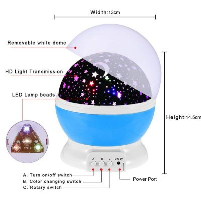 star master rotating lamp ibuy al