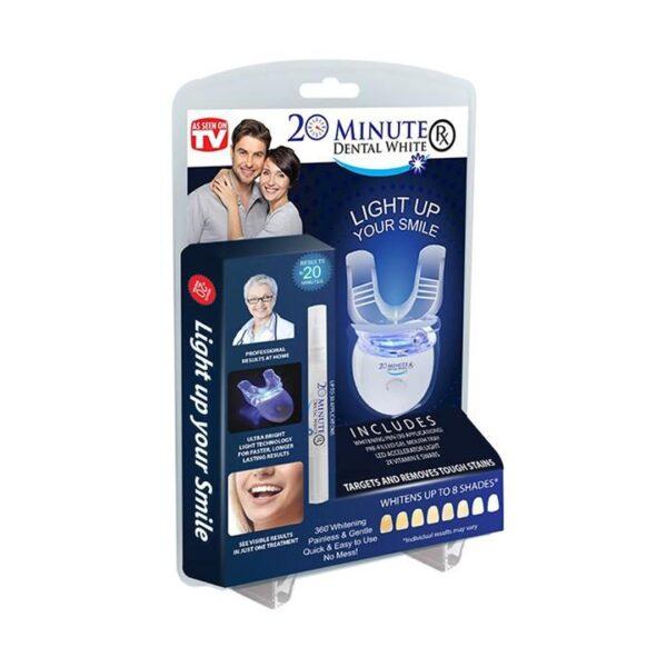 20 minute dental white dhembe te bardhe produkt online iBuy.al