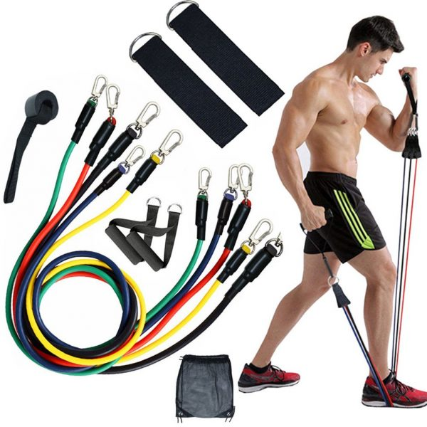 Litar elastik multifunksional Elastic Rope Fitness online iBuy.al