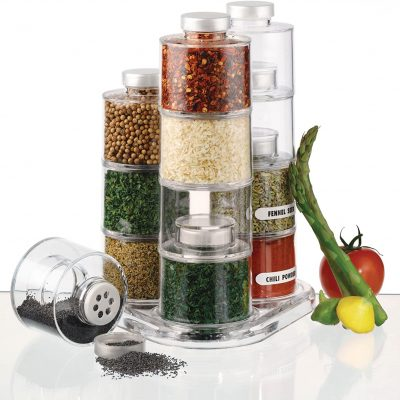 Mbajtese erezash Spice Towe Carousel produkt online iBuy.al