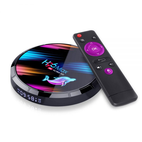 Android Tv Box H96 max x3 8K iBuy al