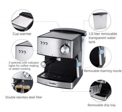 ekspres kafeje makine elektrike blerje online ibuy al