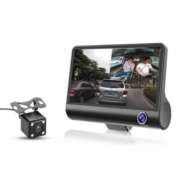 Kamer 4 inch full hd car dvr camera video produkt online iBuy al