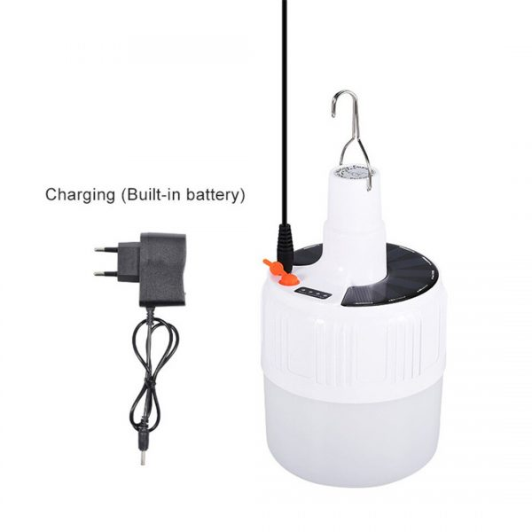 LED Solar Lamp 100W Emergency Lighting Online iBuy al