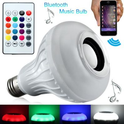 Music Bulb Speaker buy online in iBuy al