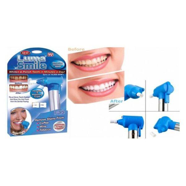 Pubali Luma Smile Tooth Polisher ne iBuy al