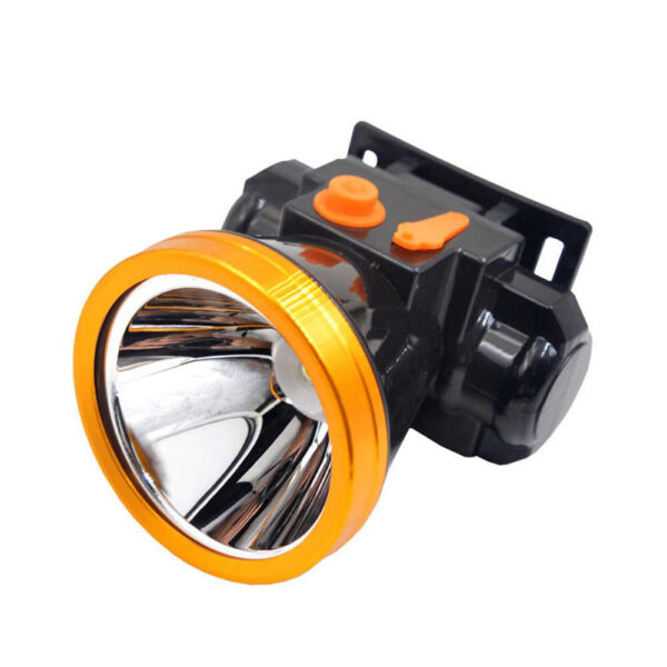 Rechargeable Led Headlight Outdoor Lighting Torch Lamp Hunting Waterproof Battery iBuy al
