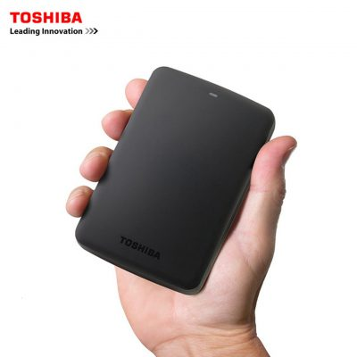 Toshiba Canvio Basics READY HDD bli online iBuy al