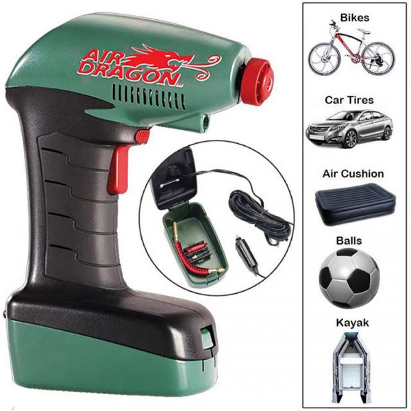 air dragon portable air compressor great car sport ball pool toys in iBuy al