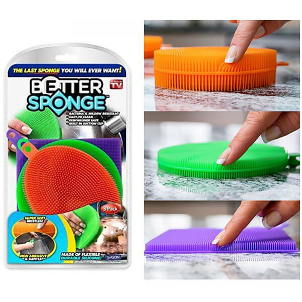 better sponge antibacterial kitchen online iBuy al