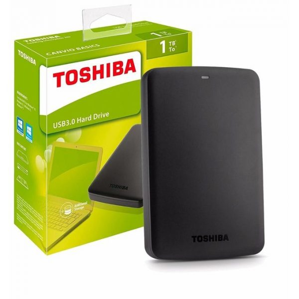 canvio basics 1TB External hard drive buy online iBuy al