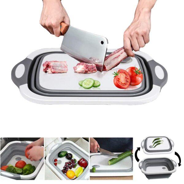 collpasible cutting board portable washing iBuy al