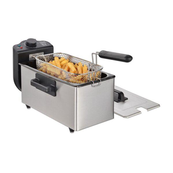 Deep fryer friteze me kapacitet 3L iBuy al