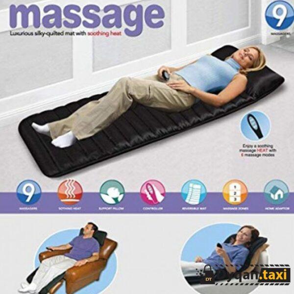 dyshek masazhues me 9 funksione massage iBuy al
