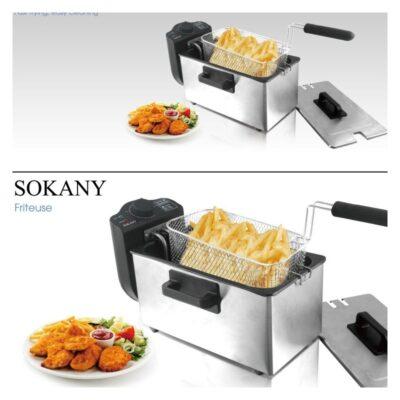freteze sokany deep fryer online iBuy al