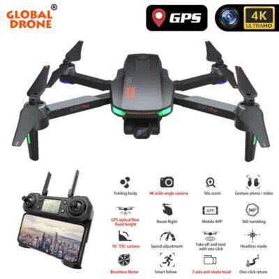 gps drone professional 4K HD dual iBuy al