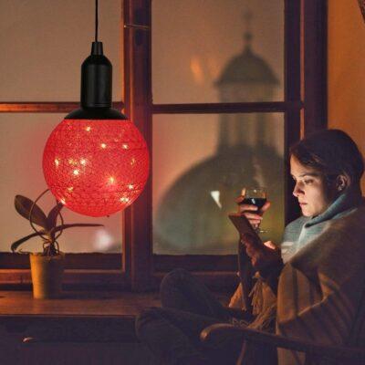 llampe dekorative me drite led blerje online iBuy al