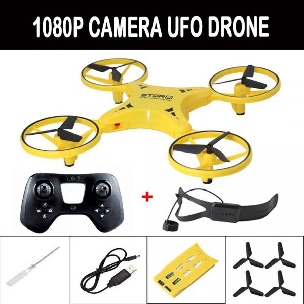 rc helicopter mini drone ufo with hd camera online iBuy al