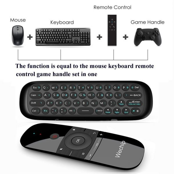 remote controller fly air mouse wireless keyboard bli online iBuy al