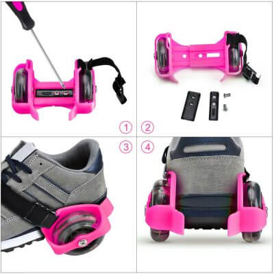 roller skates shoes small whirlwind iBuy al