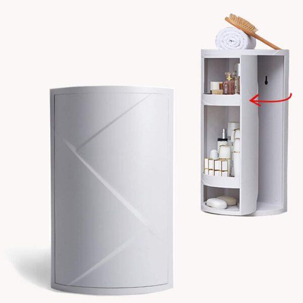 rotating corner shelves buy online iBuy al