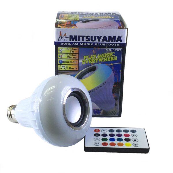 speaker bluetooth lamp led mitsuyama buy online iBuy al