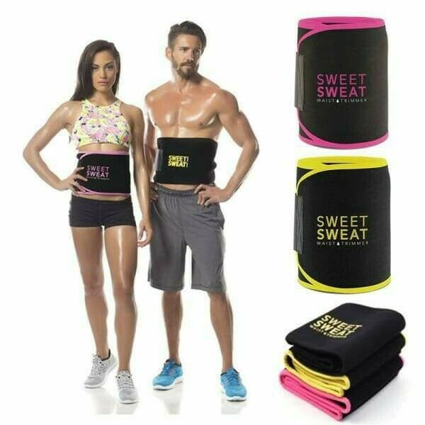 sweet sweat belt trimmer brez per dobesim iBuy al