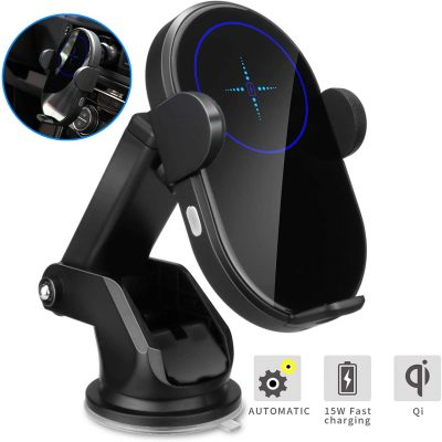 wireless car charger blerje online iBuy al