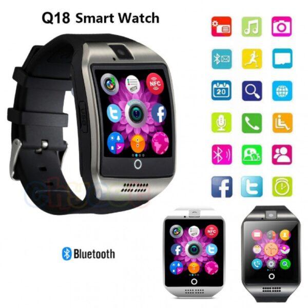 smartwatch q18 shop online ibuy al