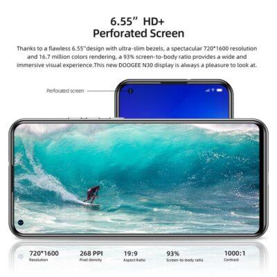 smartphone doogee n30 4gb 128gb online at ibuy al