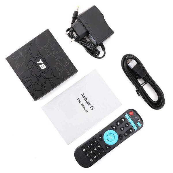 t9 android tv box 9.0 ibuy al