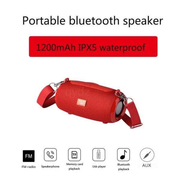 tg533 bluetooth speaker portable ibuy al